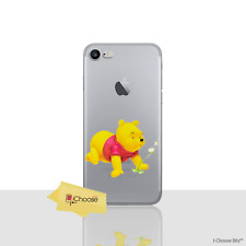 "WINNIE THE POOH Case/Housse Apple iPhone 7 (4.7"")/protecteur d'écran/Dandelions"