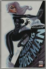 AMAZING SPIDER-MAN 800 C  EXCLUSIVE CAMPBELL BLACK CAT 9.6 9.8 FELICIA HARDY