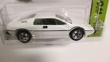 2015 Hot Wheels #219 HW Workshop LOTUS ESPRIT S1 white 007 James Bond