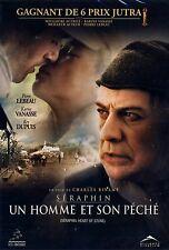NEW DVD // Séraphin: Un homme et son péché // SERAPHIN // Roy Dupuis