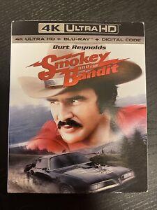 Smokey and the Bandit [New 4K UHD Blu-ray] With Blu-Ray, 4K Mastering, Digital