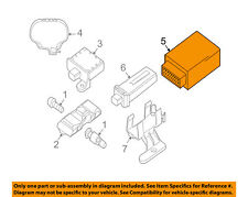 BMW OEM 07-10 335i TPMS Tire Pressure Monitor-Control Module 36236785280