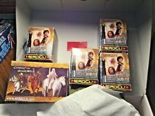 New ListingLord Of The Rings- Heroclix- Boxed See Pics Package Wear