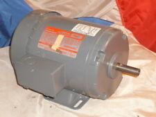 "DAYTON 2N926 K 1/2 HP 1140 RPM 208-220/440 VAC 5/8"" x 3-1/2"" SHAFT TEFC 56 FR"