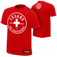 """Official WWE - Cesaro """"The Professional"""" Authentic T-Shirt"""