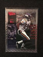 2000 Upper Deck Ultimate Victory Randy Moss Football Card #50 Vikings