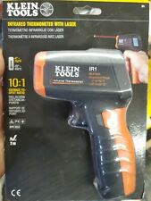 Klein Tools Infrared Digital Thermometer Targeting Laser 10:1 Temperature Tool