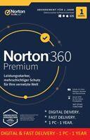 360_Norton_PREMIUM_2020 - 1 Año, 1 Dispositivo - USO MUNDIAL SKUNOR360