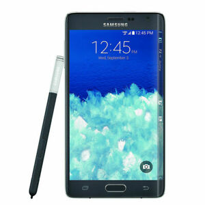 Samsung Galaxy Note 4 edge N915 32GB Factory Unlocked AT&T T-Mobile smartphone B