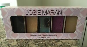 Josie Maran Moroccan Argan Cleansing Bar Mini Set
