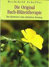 Die Original Bach-Blütentherapie: Das Kartenset zum einf... | Buch | Zustand gut