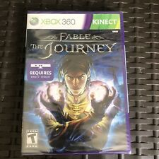 Fable: The Journey Xbox 360 Sealed Never Opened, Brand New Free Shipping