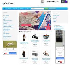 Online Auctions Website