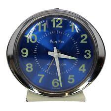 "Vintage ""Westclox"" Baby Ben Alarm Clock - 1960s Made in Scotland.Time  Bed clock"