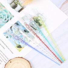 Glass Drip Fountain Pen Vintage Dip Dipping Pen Filling Ink Painting Suppl  JN