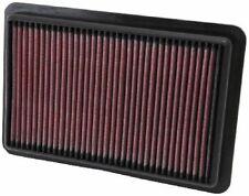 K&N Hi-Flow Performance Air Filter 33-2480 FOR Mazda 3 2.0 (BM), 2.5 (BM)