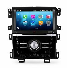 Android 8.0 Car GPS Navigation DVD Radio Stereo S200 For Ford Edge 2012-2014