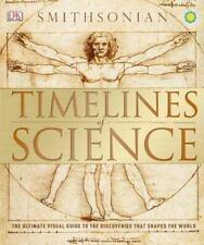 Timelines of Science DK Hardcover