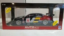 1/18 AutoArt 2004 Cadillac CTS-V SCCA WC  Winner Sebring #16 Sealed Body