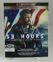 13 Hours: The Secret Soldiers of Benghazi 4k Blu-ray+Dig Paramount