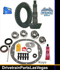 """1972-1998 GM 8.5"""" Chevy 10 Bolt 3.73 Ring and Pinion Master Kit Excel Gear Pkg"""