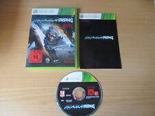 Xbox 360       Metal-Gear-Rising Revengeance komplett mit Beschreibung