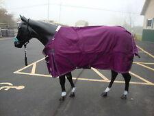 "SHIRES EQUESTRIAN TYPHOON HORSE BLANKET SIZE 84"" (220 GRAM)"