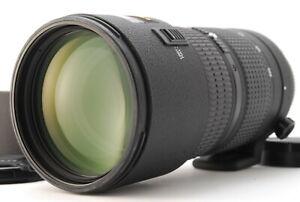""""""" Near Mint """" Nikon ED AF Nikkor 80-200mm f/2.8 D New Lens w/ Hood Tested Japan"""