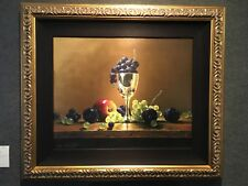 Still Life With Grapes Charles Becker Limited Edition