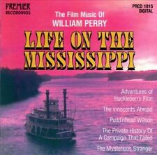 """The Film Music Of William Perry: Life On The Mississippi And Other """"Mark Twain"""""""