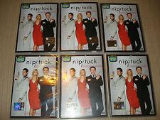 OPERA COMPLETA 6 DVD NIP TUCK SECONDA 2 TEMPORADA TV SONRISAS Y CANCIONES 16