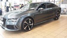 Audi RS7 Typ Model 2014 Tieferlegung für serienmäßiges Luftfahrwerk