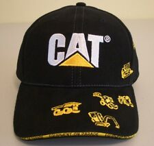 Caterpillar Baseball Cap New with Buckle Adjustment