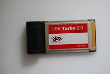 Ads Technologies 32 bit Usb Turbo 2.0 CardBus for notebooks