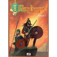 JDR RPG JEU DE ROLE / PENDRAGON DEUXIEME EDITION SAXON !