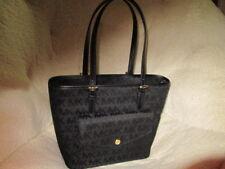 Michael Kors Black MD PKT MF TOTE Handbag