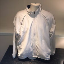 Nike Golf Clima-Fit Windbreaker Jacket Full Zip Front Casual Mens Large