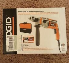 "Ridgid R5011 1/2""  Corded Hammer Drill"