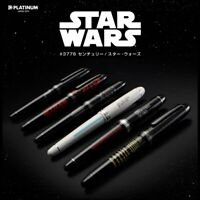 STAR WARS Darth Vader #4 Fountain Pen PLATINUM #3776 Century Japan Limited