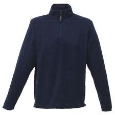 Regatta Professional Micro Zip Neck Fleece Mens 170 Series Sweater Top (TRF549)