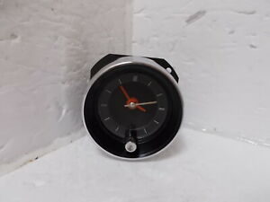 1965 Buick Riviera Clock Beautiful. Serviced and Works Perfectly