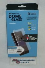 Whitestone - Dome Glass For Samsung Galaxy S8 *See Description
