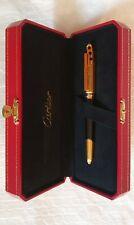 Cartier fountain pen