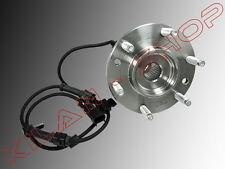 1 x Radnabe Radlager vorne incl. ABS Sensor Chevrolet Trailblazer 2002-2009