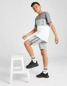 New adidas Originals ID96 Shorts Junior from JD Outlet