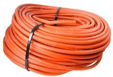(5,79 €/m) 100m Schweißkabel rund Kabel rot ummantelt PVC 200V 170A high flex