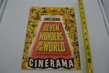 Seven Wonders Of The World ...as seen through the greatest wonder - Cinerama