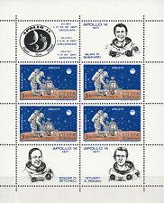 Rumänien / Romania Block 83** Apollo 14