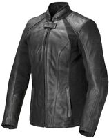 TRIUMPH OEM CARA leather Motorcycle jacket Ladies Armoured Vented Waterproof NEW