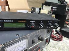 Microham Keyer 2 CB RADIO AMATEUR etc